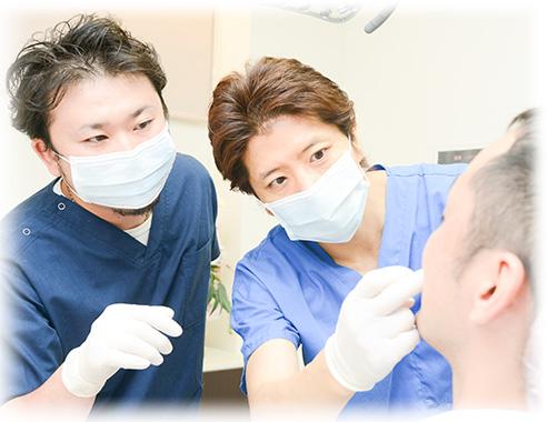 世田谷区船橋・経堂・千歳船橋で「歯/神経を抜かない」診療を行います